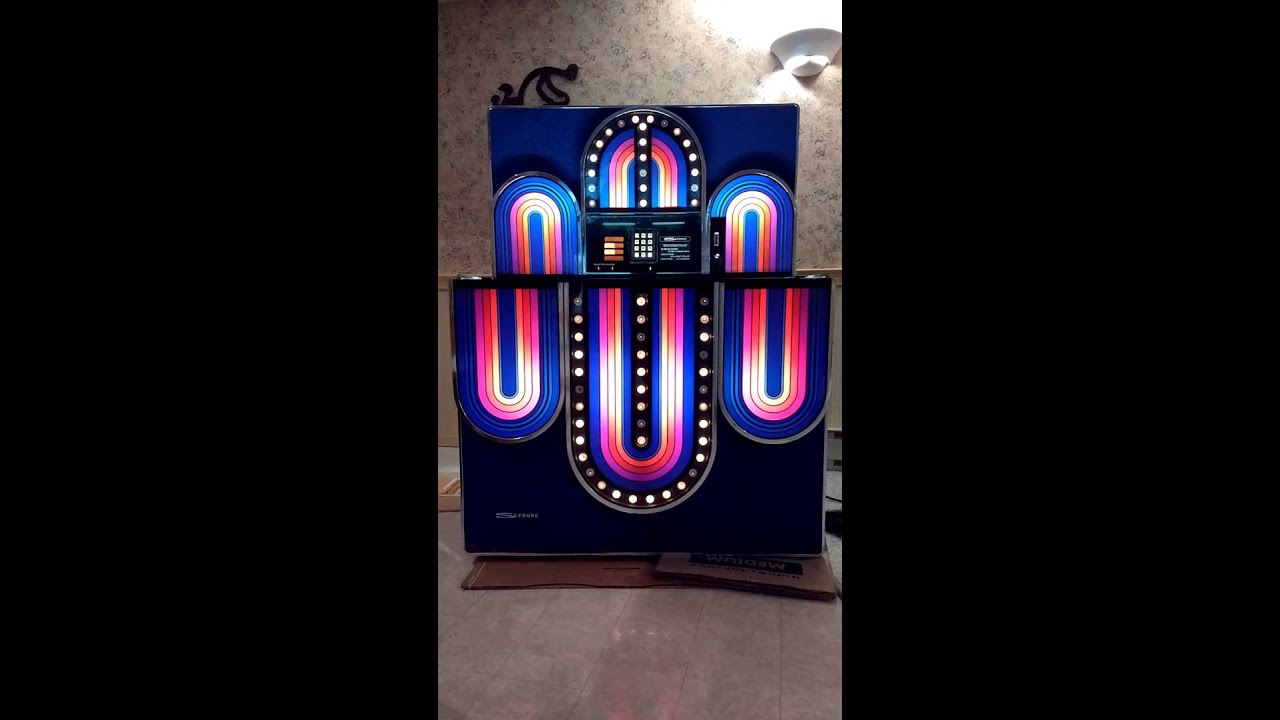 Seeburg Jukebox for sale by Shelley Garrett