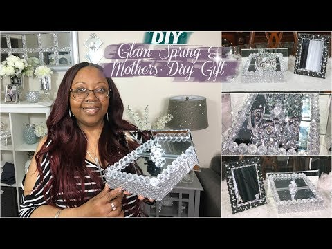 DIY DOLLAR TREE SPRING & MOTHERS DAY GIFT IDEAS  FT SUNBER HAIR UPDATE REVIEW  PLUS A CHIT CHAT