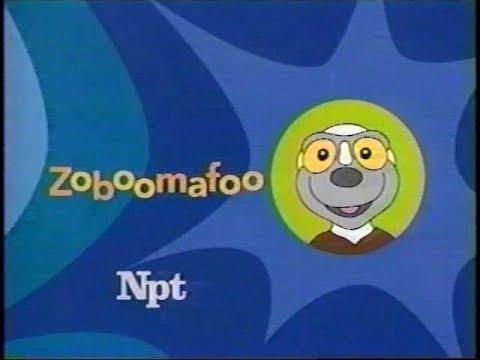 PBS Kids Pinball Zoboomafoo (WNPT) - YouTube