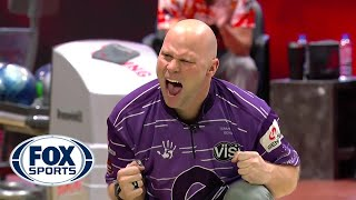 Tommy Jones bowls a perfect game to win the PBA Hall of Fame Classic | FOX SPORTS