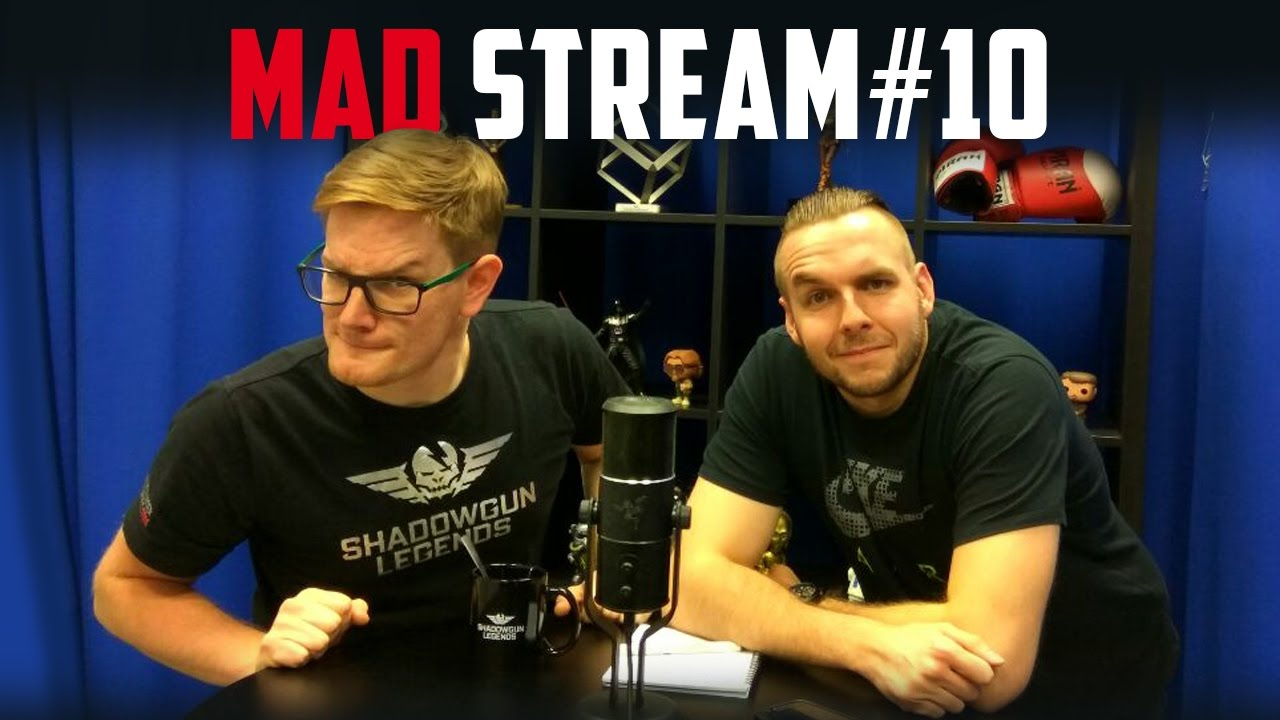 MADstream with Minigun Challenge and more!