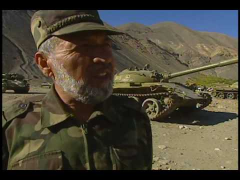 Afghanistan 2001- Pansher Valley - The NA's War Machine