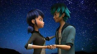 """Клип Леди Баг и Супер Кот """" Ты мой океан"""" // Лука и Маринетт."""