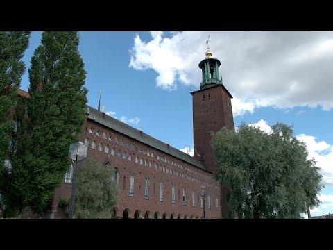 The City Hall Stockholm Ultra HD 4K