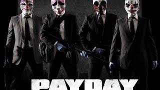PAYDAY  The Heist Demo de la PS3