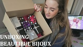 UNBOXING BEAUTIFUL BIJOUX + KORTINGSCODE!