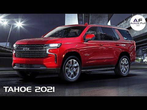 Nueva Chevrolet Tahoe 2021 Todo Lo Que Debes Saber Youtube