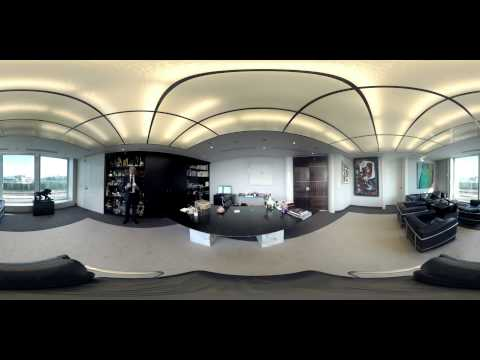 Welcome to my Office: Publicis Groupe chief Maurice Levy in 360 degrees