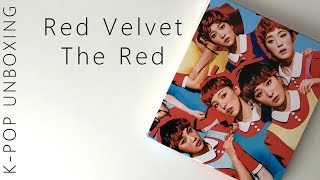 Baixar Red Velvet The Red (+ Photocard Reveal) | Unboxing