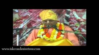 The Glories of Ambarish Maharaja   Day 2 by HH Radha Govinda Goswami in 2007 at Punjabi Bagh