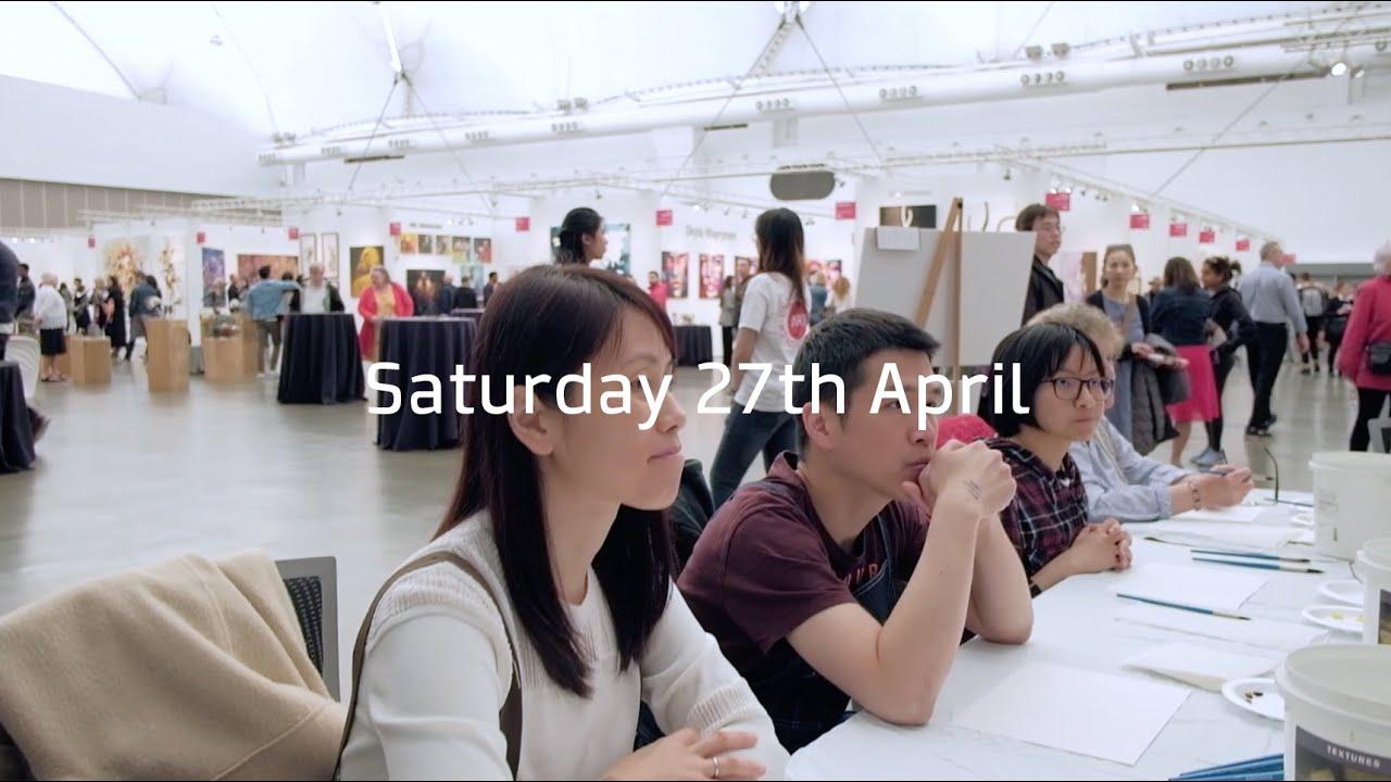 Art Vancouver 2019 - Saturday April 27th