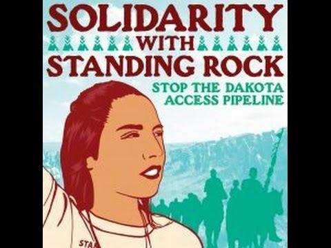 Scrambled Ramblings - Standing Rock Talk ft. Aaron Knapp
