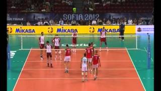 Bulgaria vs Poland - FIVB Men