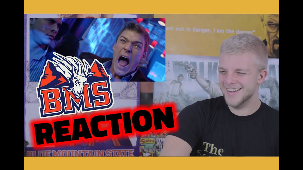 Download BLUE MOUNTAIN STATE The Rise Of Thadland - Trailer REACTION