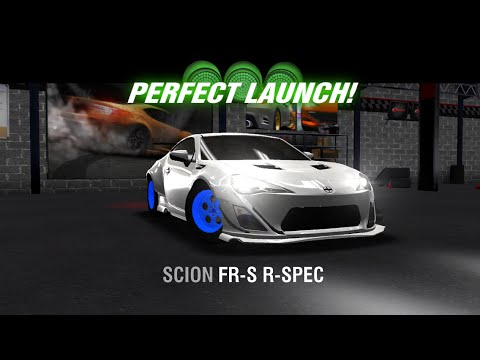 Racing Rivals Scion FR-S R-Spec Perfect Launch Tutorial