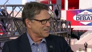 Rick Perry: Texas will not be a Democratic state