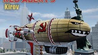 Repeat youtube video GTA 4 Kirov Airship (Red Alert 3)