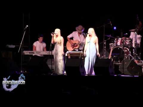 Bailey & Tallula Tzuke At John Lennon Tribute Concert, Sept 21 2012