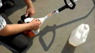 Мотокоса(Триммер) Stihl FS 38(Мастер класс от Интернет магазина электро-бензо инструмента