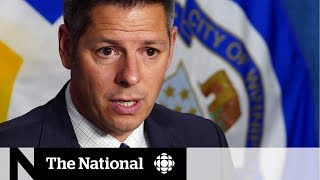 Violence in Winnipeg a 'crisis,' mayor says