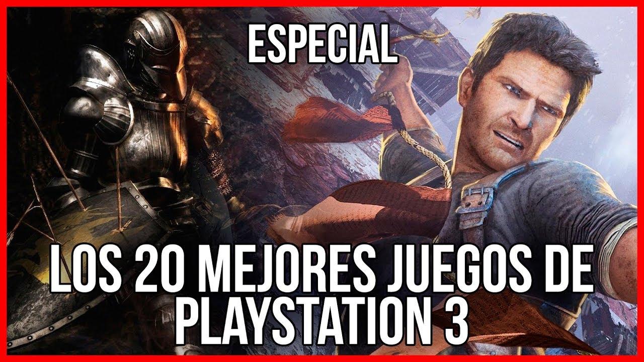 Top 20 Los Mejores Juegos De Sony Ps3 Ranking De La Historia De