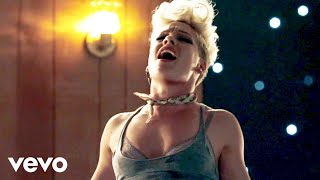 P!nk - Just Give Me A Reason ft. Nate Ruess (Official Music Video) thumbnail
