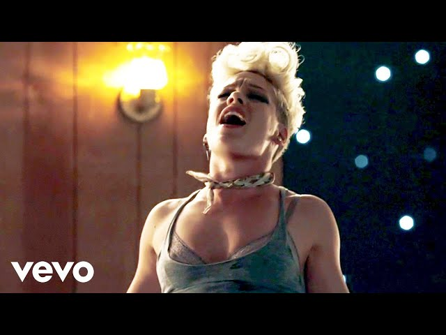 P!nk - Just Give Me A Reason ft. Nate Ruess Travel Video