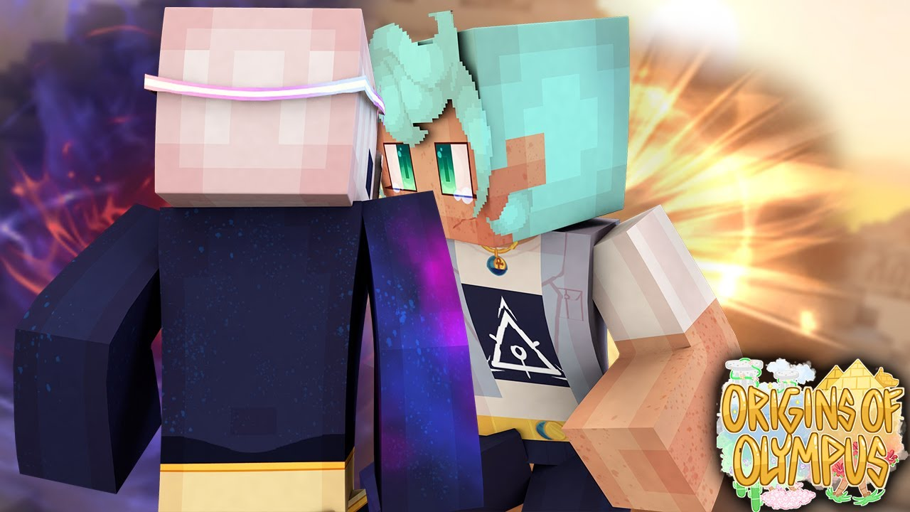 Download MOONCHILD'S UNTIMELY DEATH! ● Origins of Olympus Season 2 ● EP 60 (Percy Jackson Minecraft Roleplay)