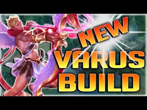 HOW TO PLAY THE NEW WORLDS CLASS VARUS BUILD!! VARUS ADC + CURRENT BOT LANE META GUIDE - Patch 7.20