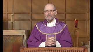 Catholic Mass Today | Daily TV Mass, Thursday February 25 2021