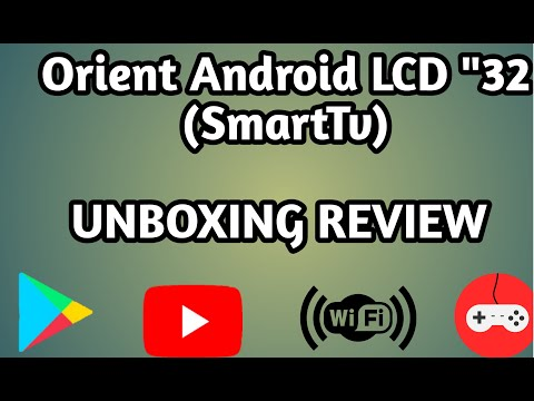 """Orient Android TV 