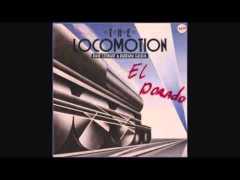Dave Stewart & Barbara Gaskin - The Locomotion
