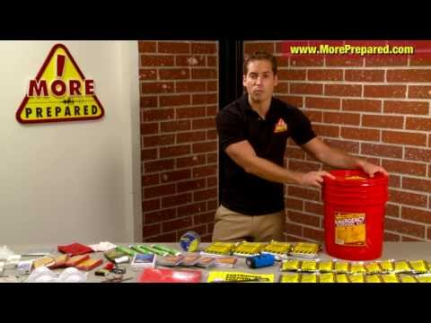 What To Do During An Earthquake | Emergency Preparedness Kits