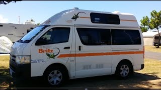 Camper Van in Australia
