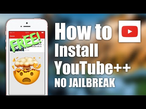 How To Install YouTube++ On IPhone / IOS 12 / IOS 11 [NO JAILBREAK REQUIRED] [NO PC REQUIRED] 2019