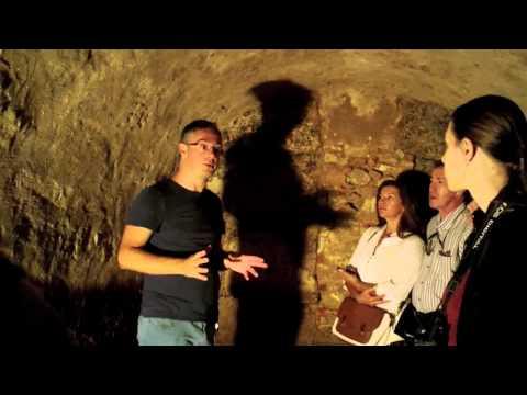 Lisbon´s Underground Roman Galleries (Portugal)