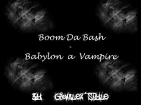 Boom Da Bash - Babylon a Vampire