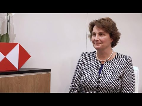 Natalie Blyth, Global Head Trade And Receivables Finance, HSBC – View From Sibos 2017