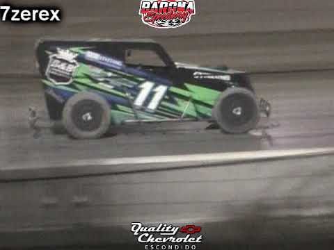 Dwarf Car Main Barona Speedway 5-18-2019