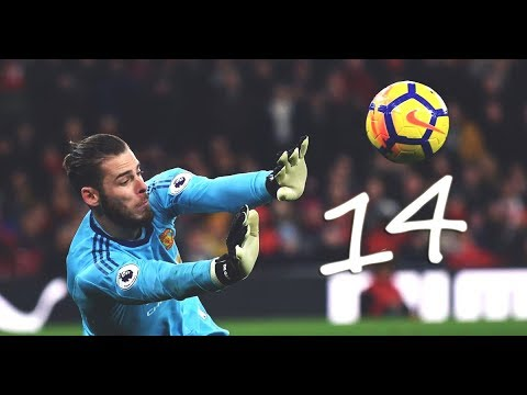David De Gea vs Arsenal - 14 SAVES - Crazy Goalkeeper