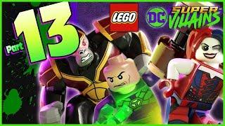 LEGO DC Super Villains Walkthrough Part 13 Apokolips WOW