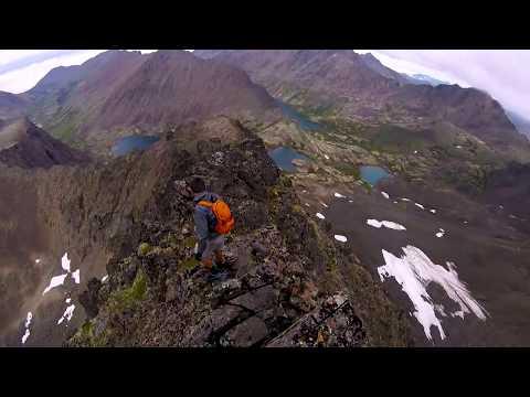 Mt Williwaw, Chugach Mountains, Alaska - Northwest Ridge Attempt