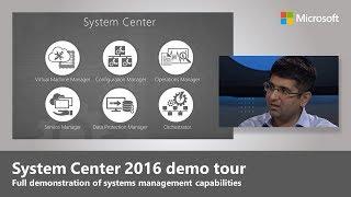 видео Microsoft System Center | Настройка серверов windows и linux