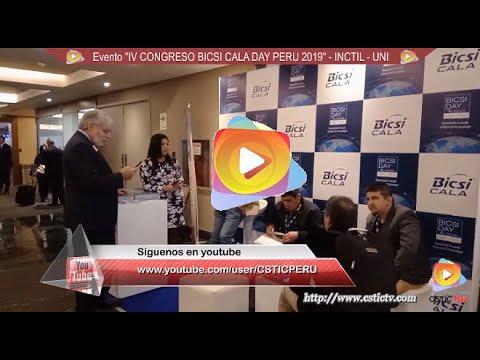 IV CONGRESO BICSI CALA PERU DAY 2019- BICSI