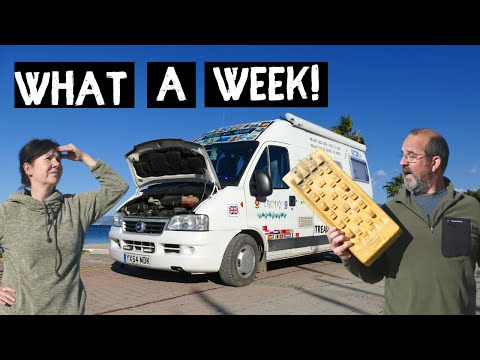 Multiple VAN LIFE problems in FETHIYE Turkey Is it FIXABLE?