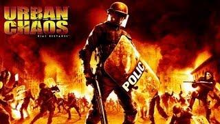 PS2 летсплеи - Urban Chaos : Riot Response # 1