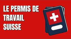 🇨🇭Le Permis de Travail en Suisse pour Frontalier