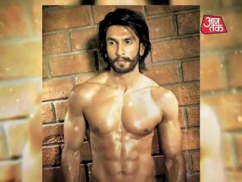 Ranveer Singh's Nude Bathtub Photoshoot Picture Goes Viral