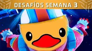 LOCALIZACION PATITOS DE GOMA - *SEMANA 3*