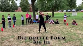 Wing Chun Kids - Blackbelt Testing